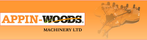 Appin Woods What ever your Mowing, Cutting, Selling Woods Equipment Corporation in the UK